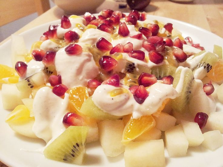 Ambrosia fruit salad is a delight. Learn how to make it here.