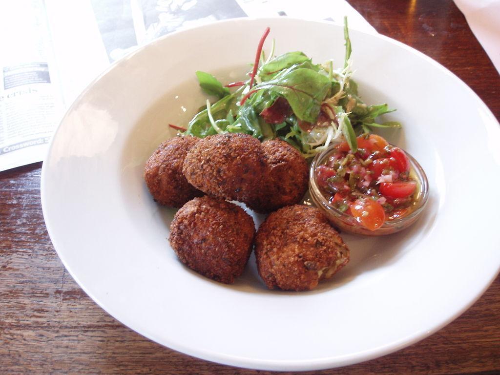 Nice for lunch or a snack, arancini balls are tasty and easy to make