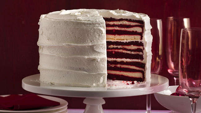 You can make this beautiful cake using the baking tips and guides in this article