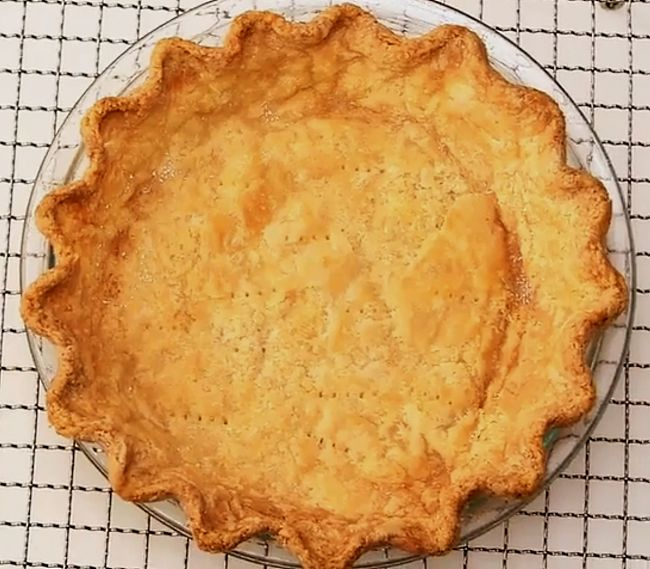 The key to a perfect pie is baking the perfect base or case. See the wonderful array of tips in this article.