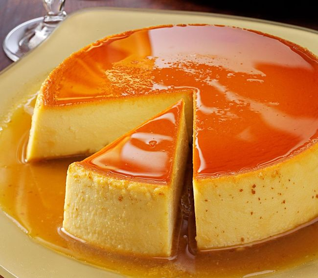 Tips for the perfect flan are available in this article along with a host of other baking tips