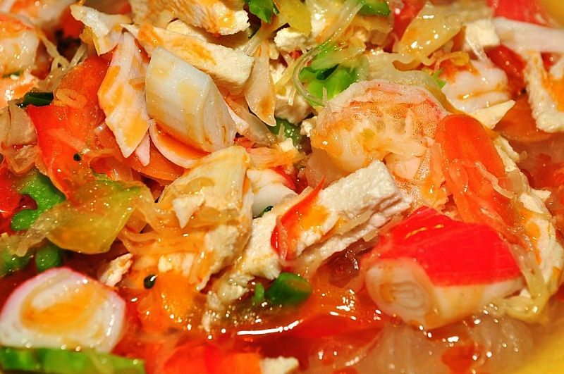 Tasty seafood soup recipes to try here