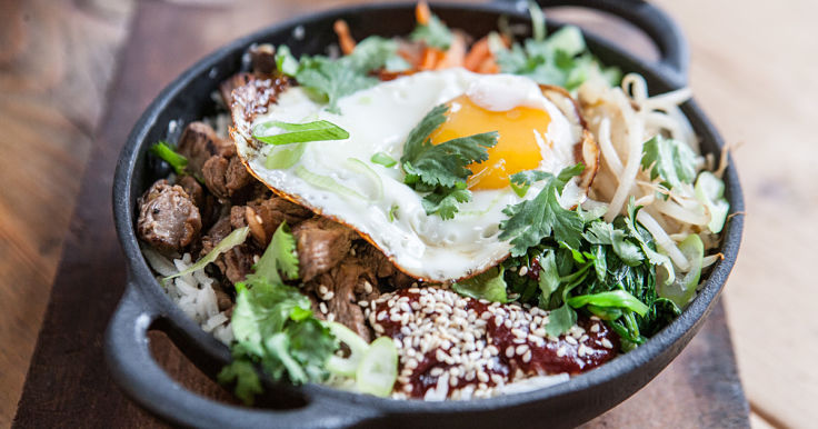 Lovely bibimbap is a delight to make at home using these wonderful recipes