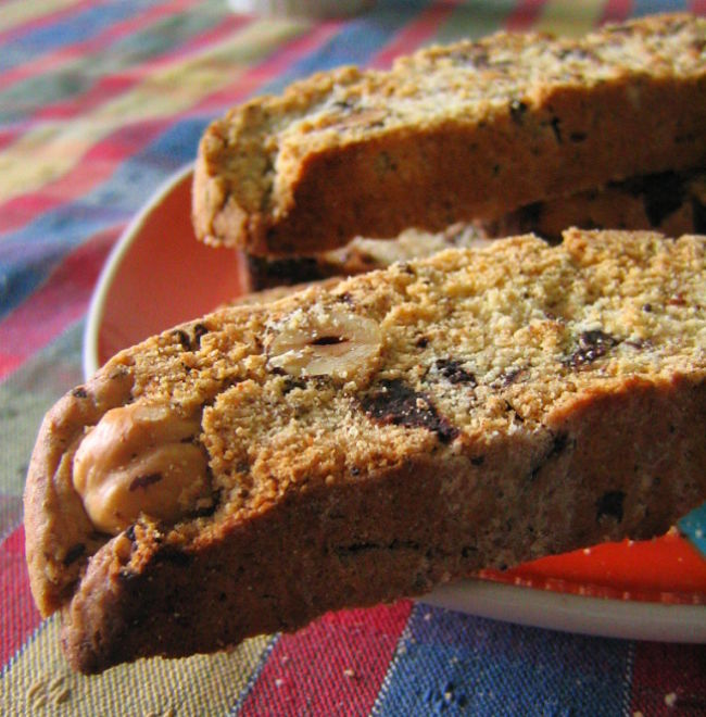Learn how to make healthy Biscotti with this recipe