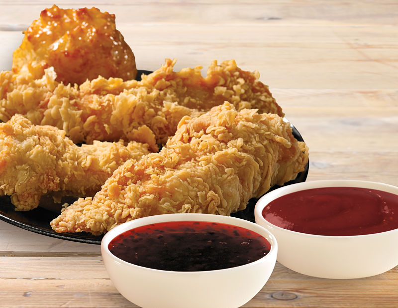 Provide several sauces with your chicken strips using the best ever recipes provided in this article.