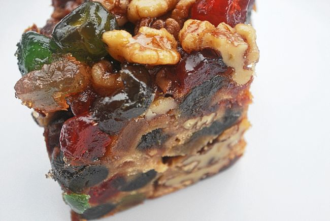 Ultra rich fruit cakes recipes packed with nuts and dried fruit