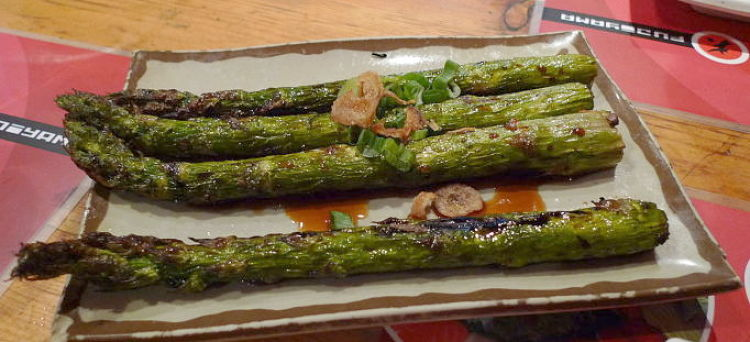 Asparagus is hard to cook properly, but rewards attention to detail and care not to overcook the spears