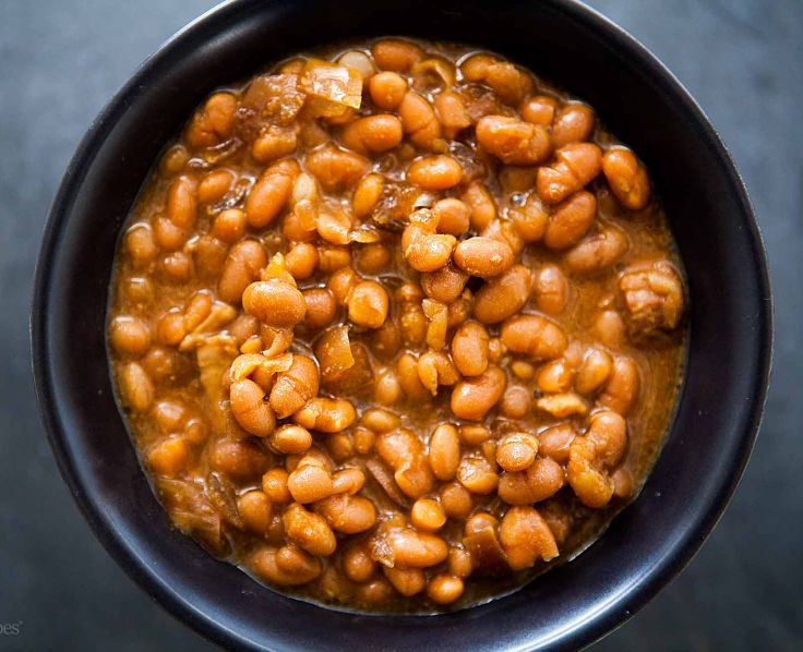 Slow Cooked Boston Baked Beans Recipe - Discover some great tips and fabulous recipes in this article