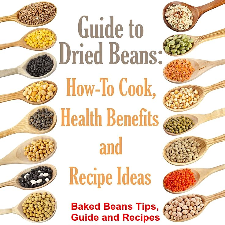 Beans are very healthy - packed with protein and fiber. Discover how to bake your own beans at home using this great guide and recipes