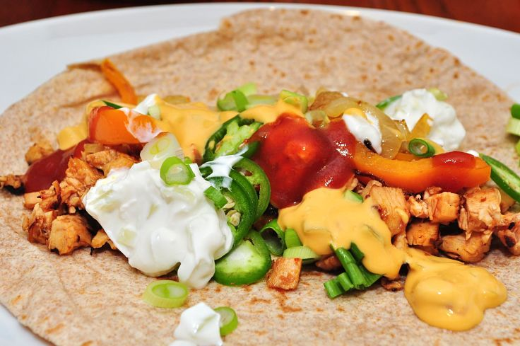 Fajita os a wonderful spicy rub and marinade for chicken cooked for Mexican tacos and other dishes