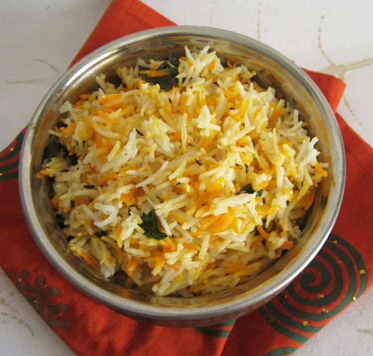 Flavored rice provides and simply snack. There are easy to prepare and very tasty.