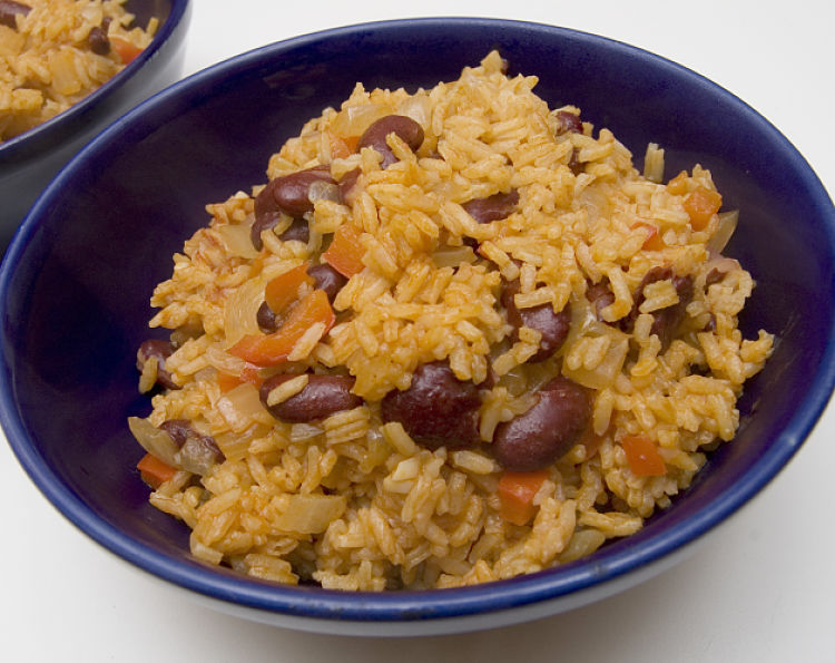 There are lots of varieties of homemade rice dishes to try. You can add your own variations