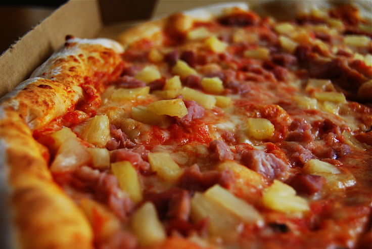 Pineapple is very popular in savory dishes such as pizzas and curries as well as sauces, relishes and salsas