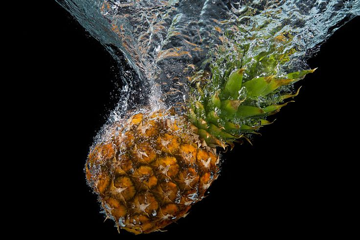 Take the plunge. Grab a fresh pineapple, give it a wash and use it in the delightful recipes included in this article.