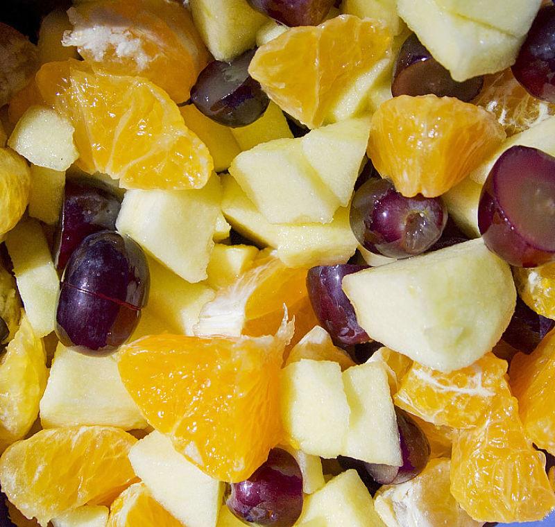 Try a sweet and sour recipe to enjoy new ways to enjoy fresh fruit