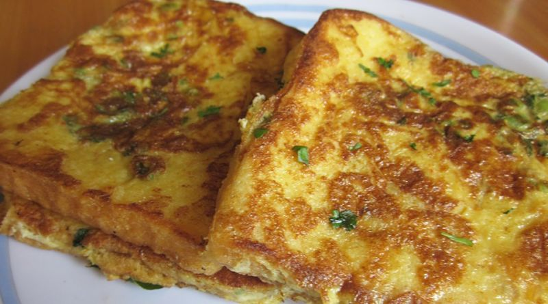 Simple French Toast ready to eat and enjoy