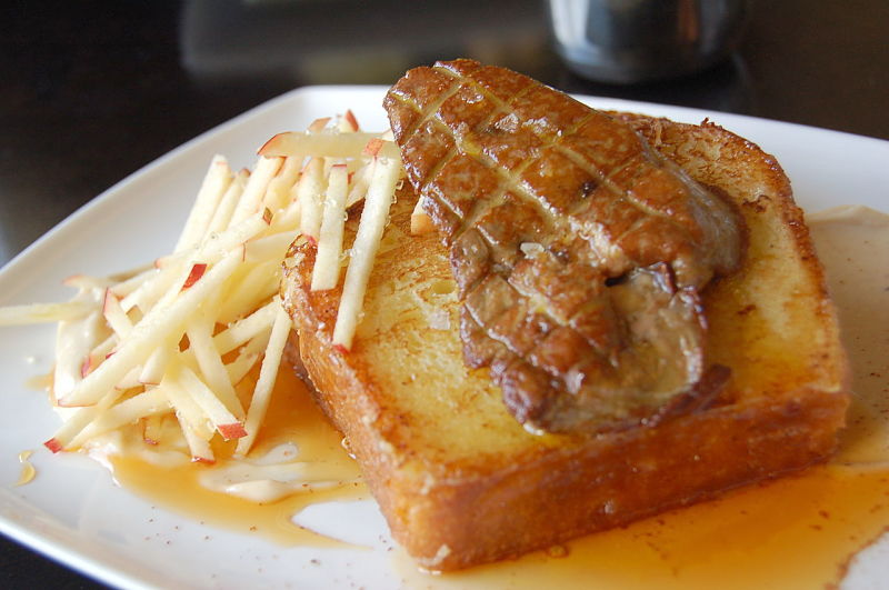 French toast can be as simple or as sophisticated as you like.