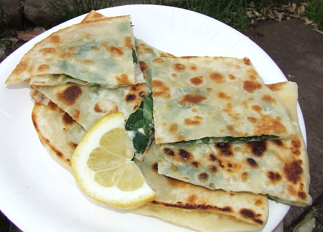 Gozleme is very versatile and can be easily made at home in the style you love.