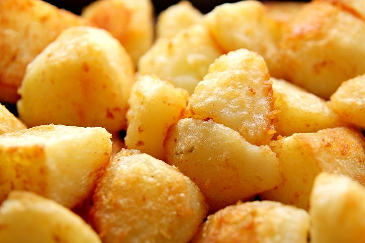 Discover how to bake the perfect roast potato
