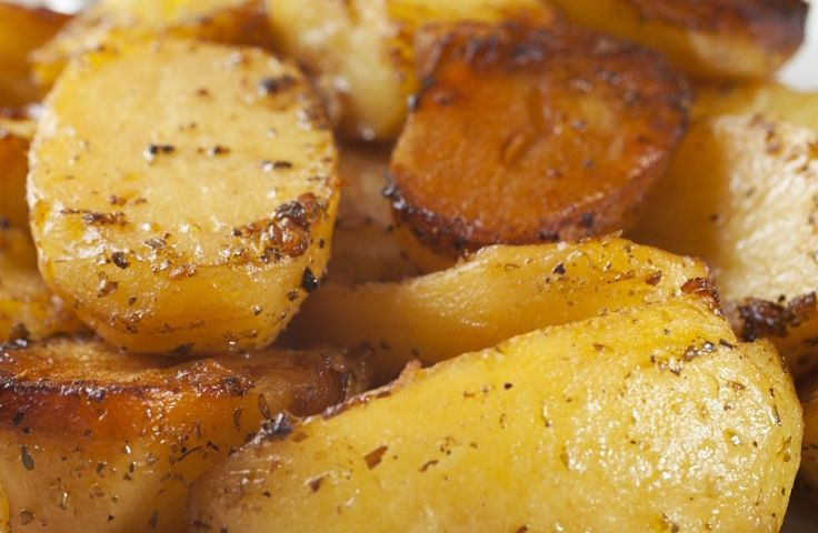Roasted Potatoes with Garlic, Lemon, and Oregano recipe - see more grest recipes here
