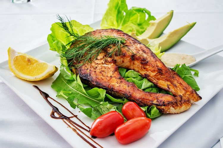 The best fish for barbecuing or grilling is fish cutlets or large thick slices    from a large fish with firm white flesh. This ensures the fish piece stays intact when being cooked