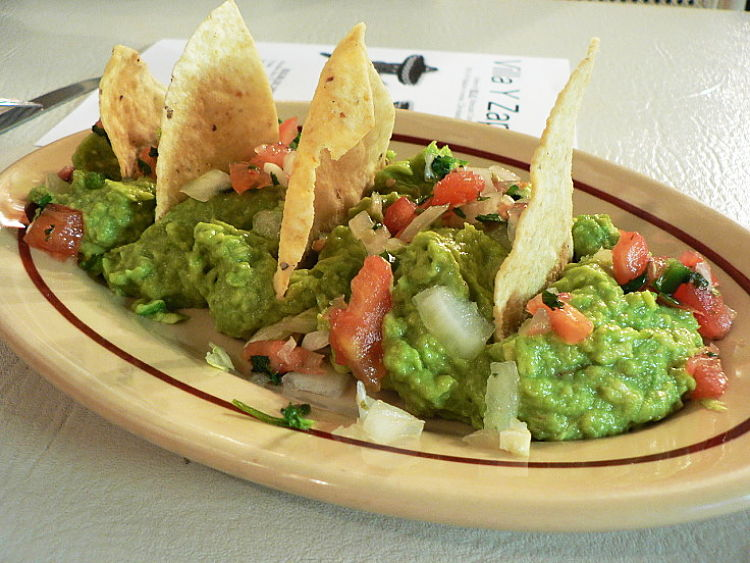 Guacamole is a perfect dish for parties and barbecues