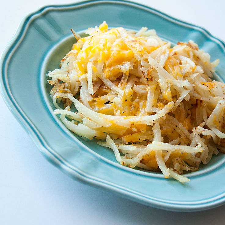 Lovely hash brown ready to cook - see the great collection of recipes in this article