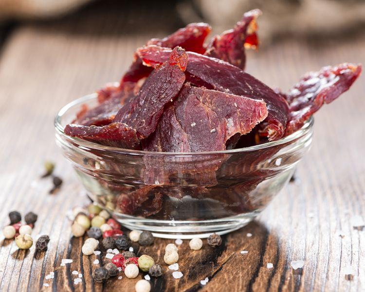 Wow - how delicious and appealing - homemade beef jerky just the way you like it using the marinades you prefer.