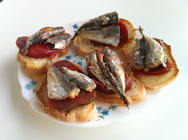 Seafood dishes dominate tapas ideas and recipes. See many fabulous tapas recipes here.
