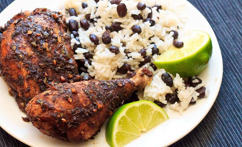 Jerk spices make a variety of meat dishes delicious and attractive