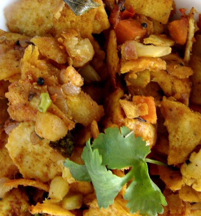Fresh herbs and spices add zest and tang to the curry in Kottu Roti, made at home using these recipes