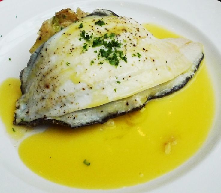 Lemon sauce is wonderful for fish and seafood dishes