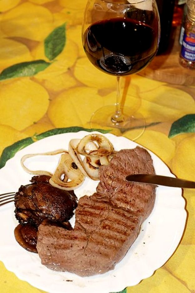 Malbec pairs well with grilled, barbecued and roasted meats