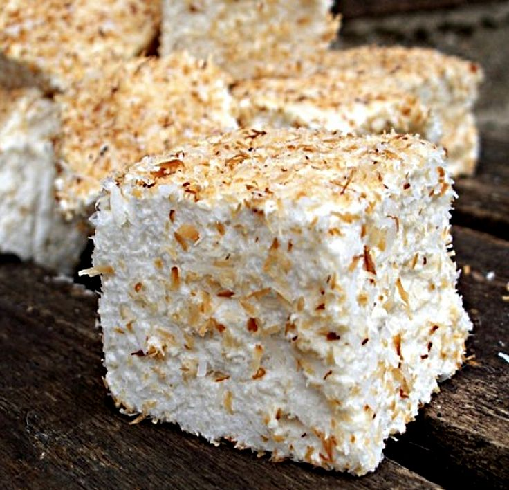 Learn to make delicious marshmallow at home with this wonderful collection of recipes. Homemade marshmallow has a fabulous taste and texture.