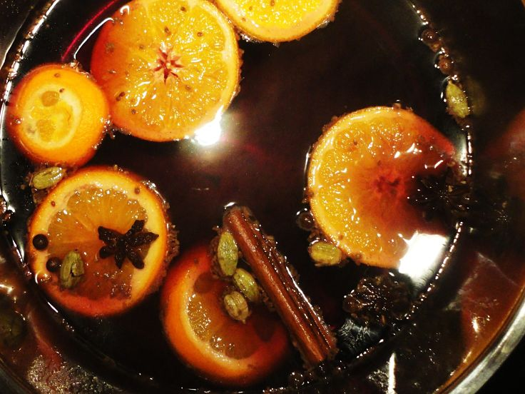 Always use good quality ingredients and quality wines that you like cold when making mulled wine drinks