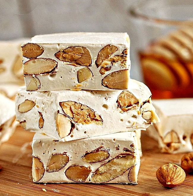Going Nuts about torrone