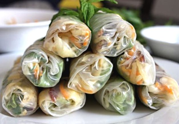 You can make delightful and healthy paper rolls using this recipe and tips