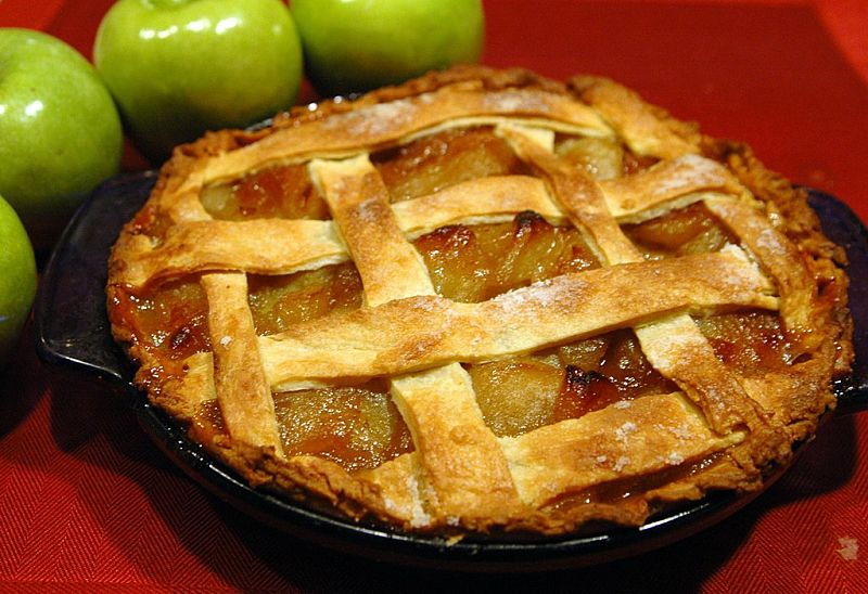 There is nothing quite like a warm freshly baked Apple Pie