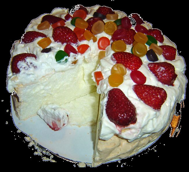 Howemade pavlova is an absolute delight. See the great recipes here