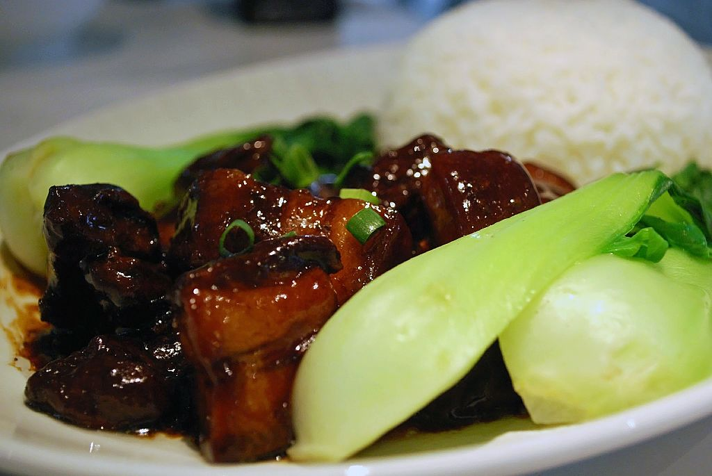 Caramelized pork is a wonderful ingredient for Pork Banh Mi , a Vietnamese street food you can make at home