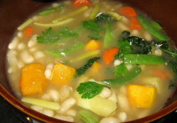 Bean and vegetable soup is very satisfying. This Tuscan soup takes three days to make but is worth the effort. Learn how to make it using the delightful recipes in this article