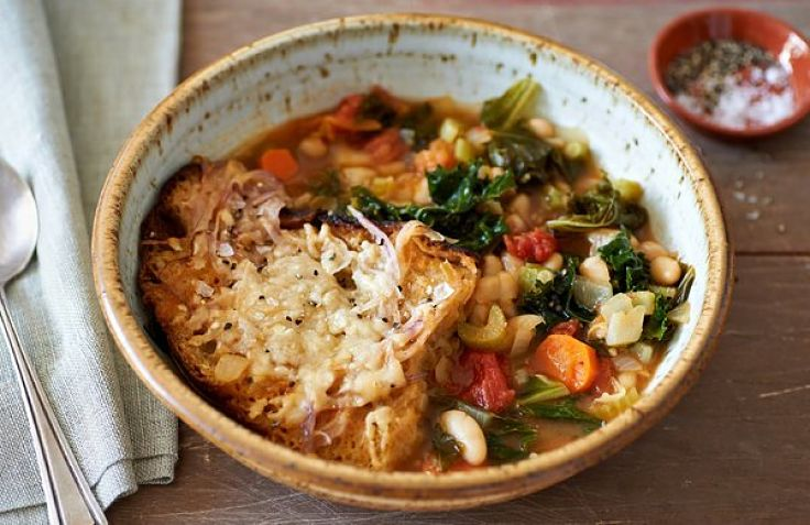 Ribollita stew is a hearty dish. Learn how to make it in this article
