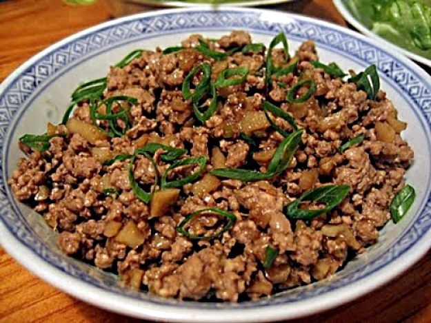 San choy bau is a lovely dish as an entree or as a light meal for lunch or dinner
