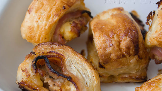 Breakfast sausage rolls and a delight and are so easy to prepare for a family breakfast