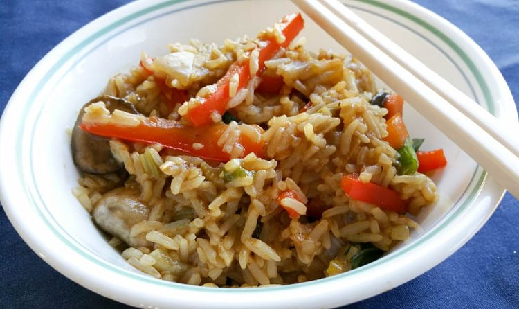 A good homemade fried rice should show no trace of an oily or soggy taste and all the    ingredients should retain their identity. Discover how to cook perfect fried rice at home here