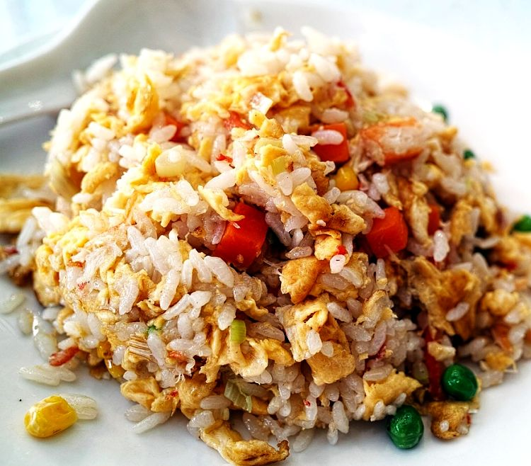 Vegetables and fried meats add flavor and texture to homemade fried rice. See the great range of recipes here