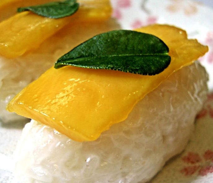 Classic Mango Sticky Rice Dessert - learn how to make it at home with this guide and great recipes