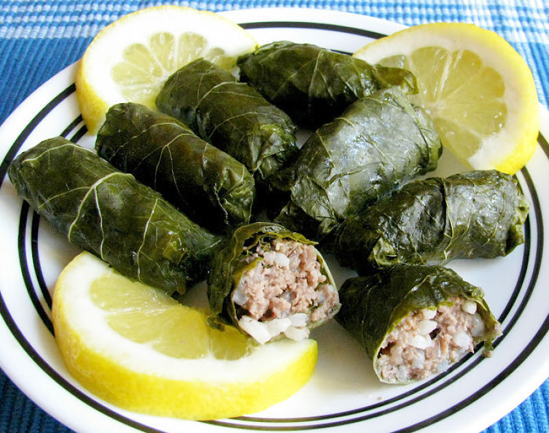 See the wonderful range of cabbage roll recipes in this article - cooked and uncooked, meat and vegan. They are an ideal party food or a barbecue side dish.