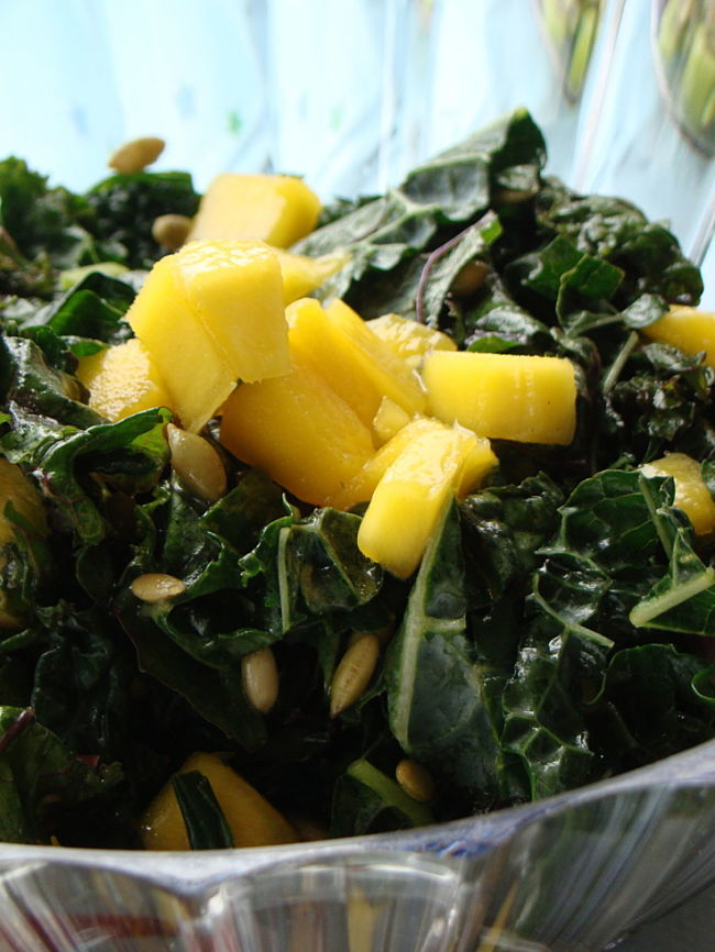 Kale has been proclaimed as a superfood, but it can be bland and uninteresting. See a collection of fabulous superfood salads.