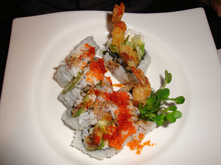 Shrimp Tempura rolls - see the delightful range of recipes, tips and guides in this article